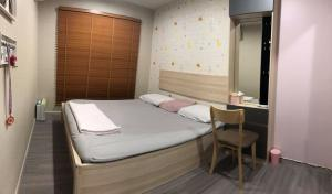 For SaleCondoPinklao, Charansanitwong : 🔥 Urgent sale! Parkland Condo Charan - Pinklao 🔥 🏡 Size 34.5 sq m. ️ Beautiful decoration, furniture + complete electrical appliances 👍