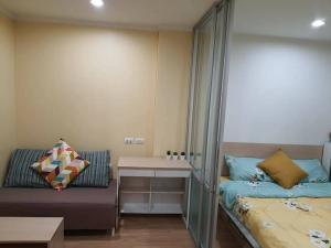 For RentCondoBangna, Lasalle, Bearing : Hot Price !!! 1 Bedroom Condo for rent at Lumpini Ville Sukhumvit 109.
