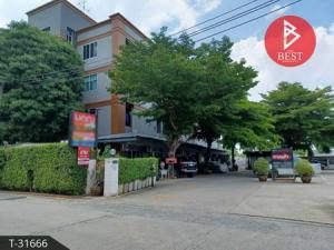 For SaleBusinesses for saleNawamin, Ramindra : Beautiful hotel for sale, 4 floors, 1 rai 2 ngan, 30.0 square meters, Sai Mai, Bangkok