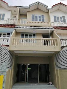For RentTownhouseRama 2, Bang Khun Thian : * For rent * 3-storey townhouse, Sinthavee Village, Villa Bangmod