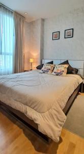 เช่าคอนโดอ่อนนุช อุดมสุข : 📌[ให้เช่าคอนโด] The President Condo Sukumvit 81 ห้องสวย 2 ห้องนอน ติด BTS อ่อนนุช เครื่องใช้ไฟฟ้าครบ ราคาถูก
