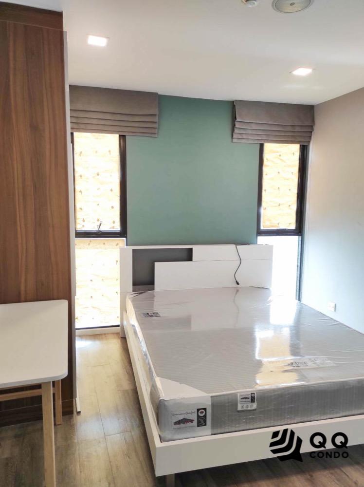 For RentCondoRatchadapisek, Huaikwang, Suttisan : For Rent  Modiz Ratchada 32  -  2bed, size 40 sq.m., Beautiful room, fully furnished.