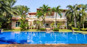 For SaleHousePattaya, Bangsaen, Chonburi : Pool villa in Pattaya for sale at Phoenix Golf Club Pattaya