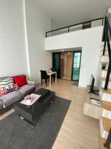 For RentCondoRattanathibet, Sanambinna : Condo for rent Knightsbridge Duplex Tiwanon (Knightsbridge Duplex Tiwanon)