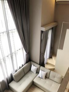 For SaleCondoSathorn, Narathiwat : ✨✨ Cheap sale, urgent!! Knightsbridge prime sathorn 1 bedroom Duplex 37 sq m, 36th floor, position 03, Mahanakorn building view, ready room, near BTS Chong Nonsi, price only 6.25 million baht ✨✨