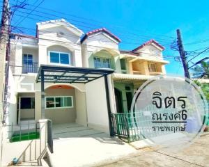 For SaleTownhouseRama5, Ratchapruek, Bangkruai : House located in Ratchaphruek - Rama 5, Chitnarong Village ✨