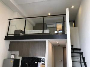 For RentCondoOnnut, Udomsuk : Siamese 48, high floor, beautiful view for only 14,000.-! (Duplex super hot🔥)