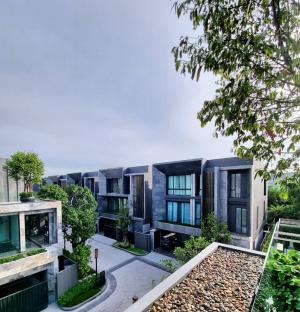 ขายบ้านเลียบทางด่วนรามอินทรา : BUGAAN ขาย บ้านเดี่ยว มือหนึ่ง พร้อมให้คุณได้สัมผัสแบบ privat exclusive
