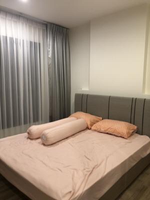 For RentCondoWongwianyai, Charoennakor : For rent Niche mono Charoennakorn 9,500 new rooms.
