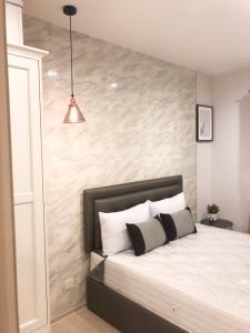 For RentCondoOnnut, Udomsuk : For rent  Life Sukhumvit 48  1Bed, size 40 sq.m.,Beautiful room, fully furnished.