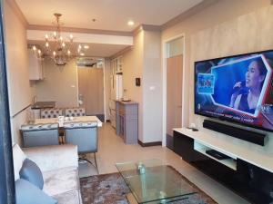 For RentCondoSukhumvit, Asoke, Thonglor : For rent Supalai Premier @Asoke (Supalai Premier @ Asoke) fully furnished.