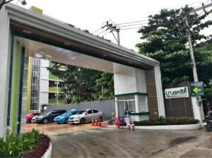 For SaleCondoBang kae, Phetkasem : Ground floor condo for business or living.