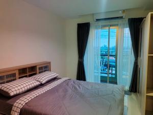 For RentCondoPattanakan, Srinakarin : Condo for rent 1 bedroom near Airport Link Huamark, near Vibharam Hospital