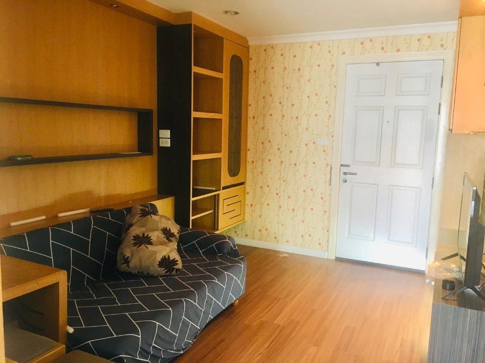 For RentCondoPinklao, Charansanitwong : ถูกมากก!!! ให้เช่าคอนโด Lumpini Suite Pinklao  Size 35 sqm (1Bedroom/1Bathroom) Floor 2x ชั้นสูง  ในราคา 10,000 บาท/เดือน