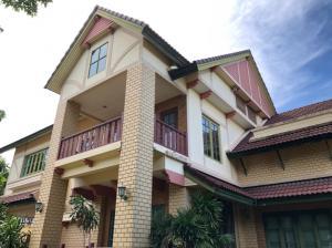 For SaleHouseBangbuathong, Sainoi : House for sale 246 sqw. At Prukpirom Regent Villege