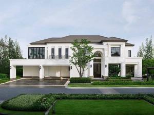 For SaleHousePattanakan, Srinakarin : House for sale, Sansiri Pattanakarn 30 sansiri pattanakarn.