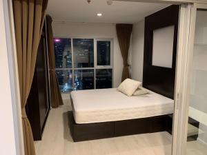 For RentCondoRama9, RCA, Petchaburi : Condo for rent, Aspire Rama 9, near MRT Rama 9.