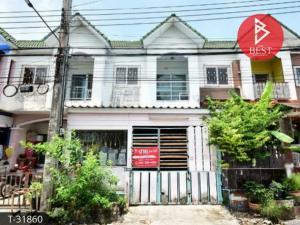 For SaleTownhouseSamrong, Samut Prakan : Townhome for sale Maliwan, Bang Phriang, Samut Prakan.