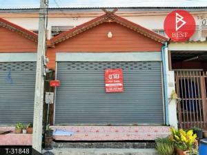 For SaleTownhouseSamrong, Samut Prakan : Townhouse for sale Kittinakorn Town, Bang Phli Phatthana, Samut Prakan