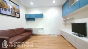 For SaleCondoRatchadapisek, Huaikwang, Suttisan : Sell / rent The room Ratchada, Ladprao, 3,090,000 baht, 1 bedroom, corner room, large 42 sqm., beautiful room, cheap price