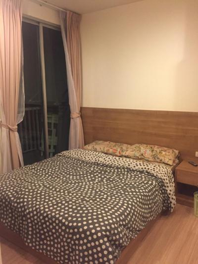 For SaleCondoOnnut, Udomsuk : Condo Rhythm Sukhumvit 50 (On Nut) RHYTHM SUKHUMVIT 1 bedroom, 1 bathroom, 35 square meters, 24th floor.