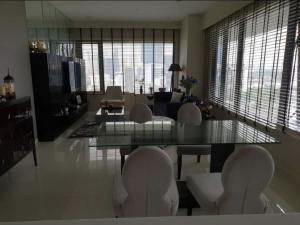 For RentCondoWitthayu,Ploenchit  ,Langsuan : Condo for rent, Amanta Lumpini, 2 bedrooms, 117 sq m., Show room, floor 12A, Rama 4 Rd.