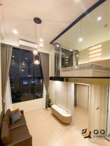 For RentCondoSathorn, Narathiwat : For rent KnightsBridge Prime Sathorn, 1Bed, size 44 sq.m., Beautiful room, fully furnished.