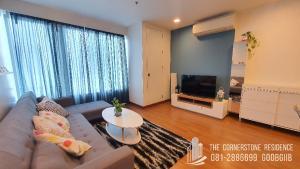 For RentCondoKasetsart, Ratchayothin : For rent, Vantage Ratchavipha, 1 bedroom 50 sq m, 15,000 baht, very beautiful room, cheap price.
