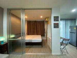 For RentCondoOnnut, Udomsuk : For rent: Lumpini Ville Onnut 46, near BTS Onnut 1 bedroom, corner unit, fully furnished, special price!!