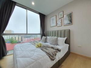 ขายคอนโดรามคำแหง หัวหมาก : คอนโดชีวาทัย รามคำแหง พื้นที่ใช้สอย 30.1 ตรม. รูปแบบ 1 ห้องนอน 1 ห้องน้ำ 1 ห้องห้องรับแขก