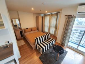 For RentCondoKasetsart, Ratchayothin : For rent  The Selected Kaset-Ngamwongwan  - Studio, size 25 sq.m., Beautiful room, fully furnished.