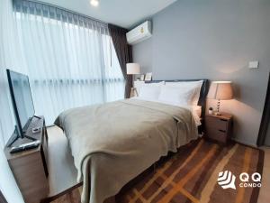 For RentCondoSukhumvit, Asoke, Thonglor : For rent  Taka Haus Ekamai  - 2bed, size 65 sq.m., Beautiful room, fully furnished.