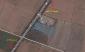 ขายที่ดินสุพรรณบุรี : ขายที่ดินแปลงสวย ติดถนนหลวง 333 เส้นสุพรรณบุรีชัยนาท