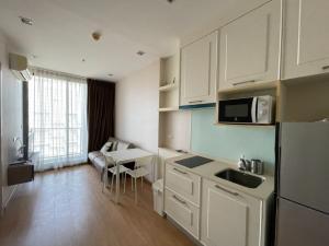 เช่าคอนโดอ่อนนุช อุดมสุข : Q house 79 Rent!!! 12,000 บาท ชั้นสูง 31 ตรม ห้องสวยเฟอร์นิเจอร์ครบ พร้อมพาดูห้องค่ะ นัดเลย
