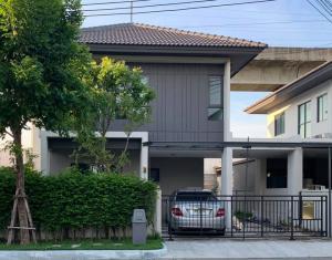 เช่าบ้านพระราม 9 เพชรบุรีตัดใหม่ : ให้เช่าบ้านเดี่ยว โครงการ The Edition พระราม9 -อ่อนนุช ถนนมอเตอร์เวย์ ใกล้ สน.ประเวศ ทำเลดี เฟอร์ครบ