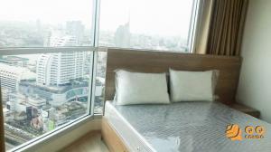 For RentCondoSathorn, Narathiwat : For rent Rhythm Sathorn - 1 Bed, size 38 sq.m. , fully furnished.