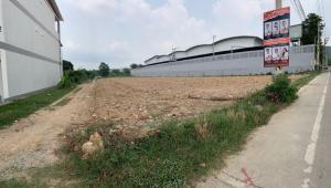 For SaleLandPattaya, Bangsaen, Chonburi : Land for sale in Sriracha 12 rai, Chonburi near Laem Chabang.