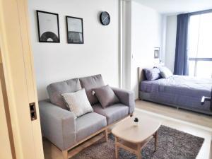 เช่าคอนโดอ่อนนุช อุดมสุข : ✨ ห้องสวย แต่งครบ พร้อมเข้าอยู่ เช่าคอนโด Chambers On-Nut Station (แชมเบอร์ส อ่อนนุช สเตชั่น) ใกล้ BTS อ่อนนุช