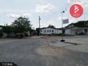 For SaleLandSaraburi : Land for sale with rooms for rent 4 rai 3 ngan 72.0 square wah, Nong Khae, Saraburi.