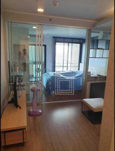 For RentCondoRama3 (Riverside),Satupadit : For Rent U Delight Residence Riverfront Rama 3 (34 sqm.)