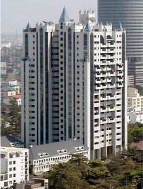 For SaleCondoSukhumvit, Asoke, Thonglor : Big room, 188 sq m., 3 bedrooms, located on Sukhumvit 31 (can accommodate animals).