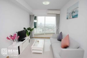 For RentCondoWongwianyai, Charoennakor : SL008_P 💖Supalai River Resort💖 ** Beautiful room, fully furnished, ready to move in ** River view