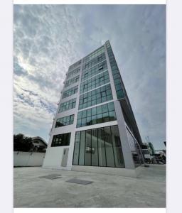 เช่าตึกแถว อาคารพาณิชย์เลียบทางด่วนรามอินทรา : ปล่อยเช่า ตึก อาคารสำนักงาน 7ชั้น ย่านเลียบด่วน รามอินทรา 3200 ตรม.