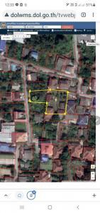 For SaleLandChaengwatana, Muangthong : Land for sale in Soi Bypass, Pak Kret Near Nichada Thani area of 375 sq m. Width 17 m. Or apartment
