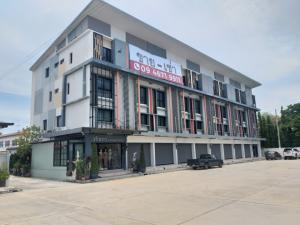 For SaleShophouseRangsit, Patumtani : New Style Commercial Building