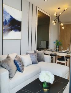 For RentCondoSukhumvit, Asoke, Thonglor : For rent, Park24 33,000 2 BED, new room, very beautiful, river view.