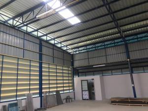 For RentWarehouseRamkhamhaeng,Min Buri, Romklao : Warehouse for rent, Soi Kanjanapisek 25