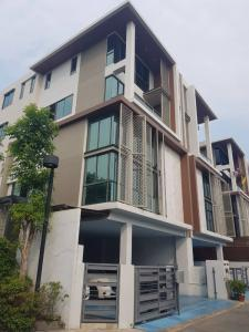 """For SaleHome OfficeRama3 (Riverside),Satupadit : Urgent !! Home Office for Sale """"Jade Height Sathorn-Rama 3"""" New Decorated and Fully Furnished! 🏡🔥"""