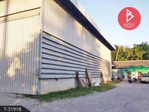 For SaleWarehousePattaya, Bangsaen, Chonburi : Large warehouse for sale, area 3 jobs, Nong Khang, Chonburi