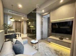 For RentCondoSukhumvit, Asoke, Thonglor : For Rent Celes Asoke (45 sqm.)